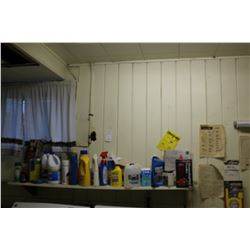 Cleaning Supplies A