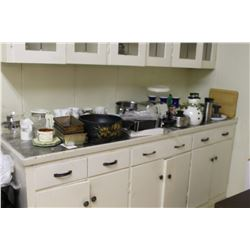 Assortment of Kitchen & Table ware