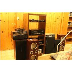 Pioneer, Sony, JVC Electronics & Speakers C