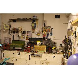 Assortment of Workshop Tools A