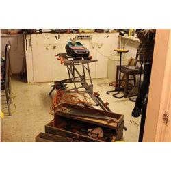Craftsman Reciprocating Saw & Tools A