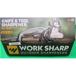 KNIFE AND TOOL SHARPENER (KEN ONION EDITION)