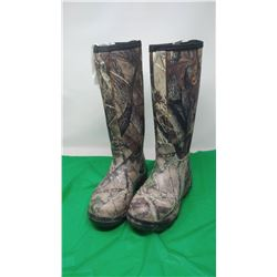 TRUE TIMBER BOOTS   SIZE 5