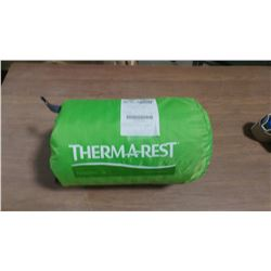 THERMAREST SELF INFLATING BACKPACKING MATTRESS