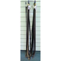 Qty 7+ Men's Size 68-70 Evado Kazelli & Genuine Leather Belts