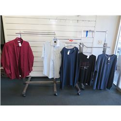 Qty 5 Men's Shirts & Tank by Modena, Taylorbyrd, North 564 Misc Sizes