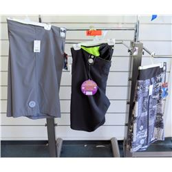 Qty 3 Men's Hawaiian Island Creations, Enjoy the Ride Board Shorts Size 40 & 48
