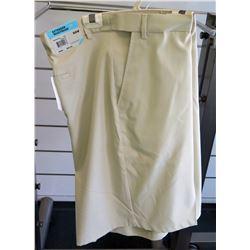 Tan Shorts w/ Extender Waistband Size 58W