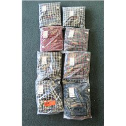 Qty 8 Packages Christopher Hart Misc Colored Loungewear Size 5X