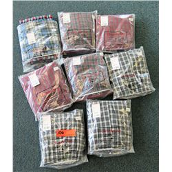 Qty 8 Packages Christopher Hart Misc Colored Loungewear Size 1X