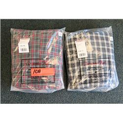 Qty 2 Packages Christopher Hart Misc Colored Loungewear Size 6X