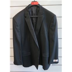 Petrocelli Flex Apparel Wool & Polyester Suit Jacket Size 56