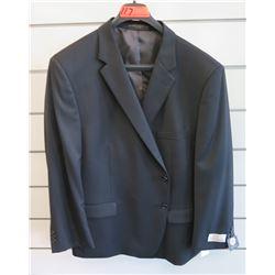 Petrocelli Flex Apparel Wool & Polyester Suit Jacket Size PS 52