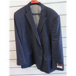 Petrocelli Suprimo 100's Wool Suit Jacket Size 56