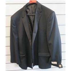 Petrocelli Flex Apparel Wool & Polyester Suit Jacket Size PR 58