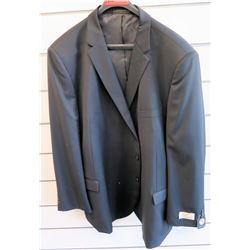 Petrocelli Flex Apparel Wool & Polyester Suit Jacket Size PL 62
