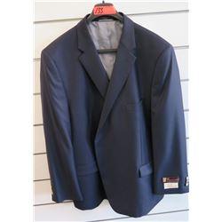 Petrocelli Suprimo 100's Wool Suit Jacket Size 54