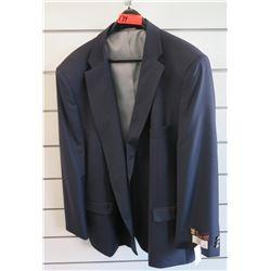 Petrocelli Suprimo 100's Wool Suit Jacket Size PR 58