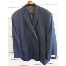 Petrocelli Flex Apparel Wool & Polyester Suit Jacket Size R 58