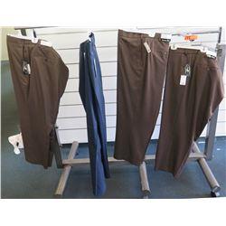 Qty 4 Jonathan Quale Long Pants Size 56