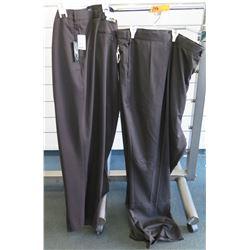 Qty 2 Jonathan Black Long Pants Size 78