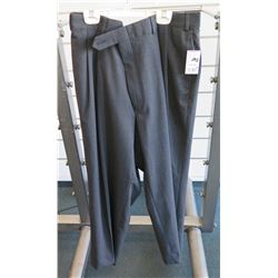 Gray Long Dress Pants Size 40