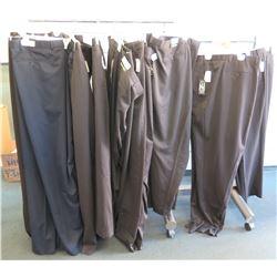 Qty 7+ Jonathan Quale Black Long Pants Size 74