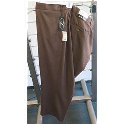 Jonathan Quale Brown Long Pants Size 58