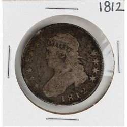 1812 Capped Bust Half Dollar Coin