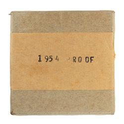 1954 (5) Coin Proof Set In Original Box