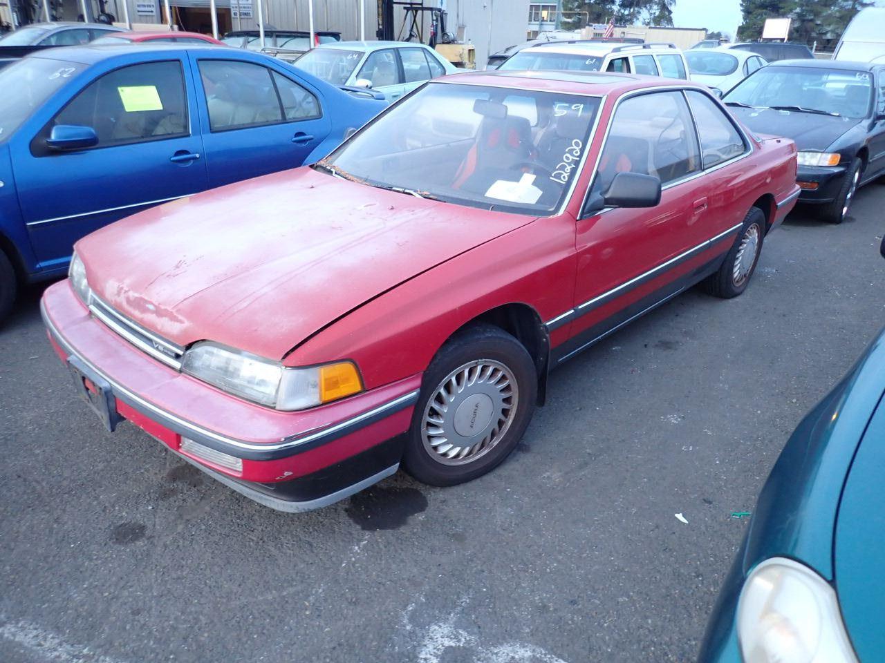 1988 Acura Legend - Speeds Auto Auctions