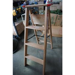 4FT A-FRAMED LADDER ALLRIGHTT