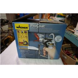 WAGNER PROCOAT EXTERIOR PAINT SPRAYER