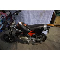 SMALL GAS MOTORCYCLE
