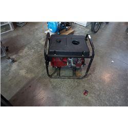 COLEMAN 5000 PORTABLE ELECTRIC GENERATOR