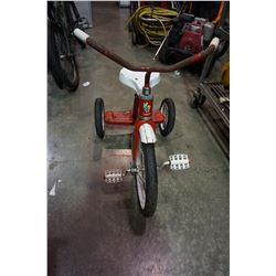 PRECISION TRICYCLE