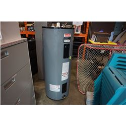 CHEEM RUUD MODEL CELD66-208 65 GALLON ELECTRIC HOT WATER TANK - NEW/DENTED