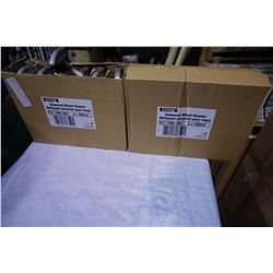 2 BOXES OF NEW UNIVERSAL WHEEL CLEANER