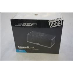 NEW BOSE SOUNDLINK BE8 BLUETOOTH MUSIC PLAYER - UNAUTHENTICATED