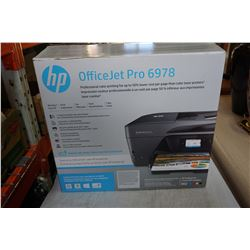 HP OFFICE JET PRO 6978 PROFESSIONAL COLOR PRINTER