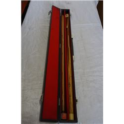 RILEY CASED POOL CUE