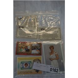 PRINCESS DIANNA STAMPS AND COLLECTIBLES