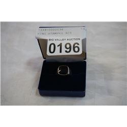 RING STAMPED 925