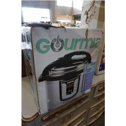 10 QUART GOURMIA SLOW COOKER