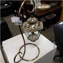 METAL TEA LIGHT LANTERN
