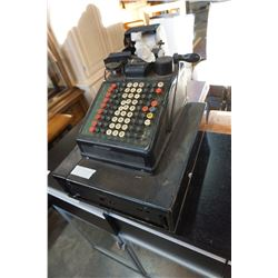 ANTIQUE BURROUGHS ADDING MACHINE