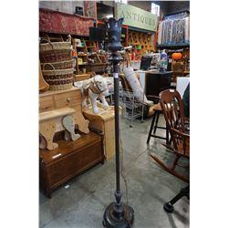 ANTIQUE FLOOR LAMP