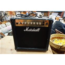 MARSHALL GUITAR AMP - AS IS