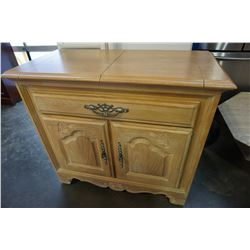 STANLEY FURNITURE 1 PIECE CHINA CABINET