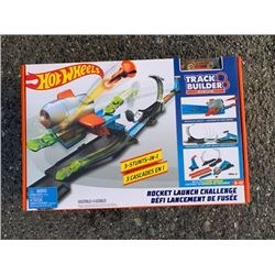 NEW HOTWHEELS ROCKET LAUNCH CHALLENGE SET